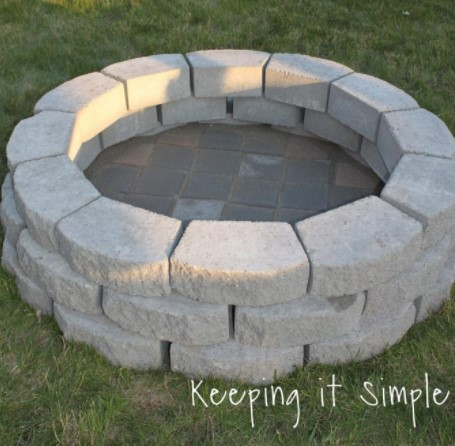Affordable Fire Pit