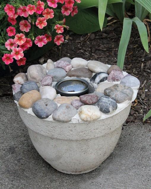 DIY Burning Bowl