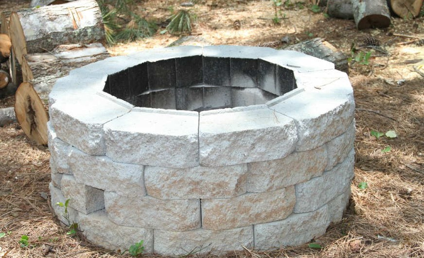 DIY Inexpensive Fire Pit