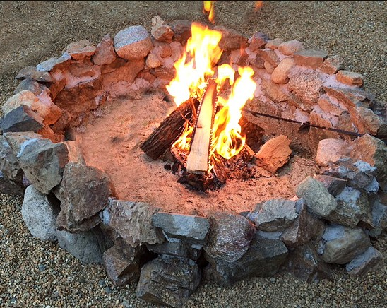 Summer Project Fire Pit
