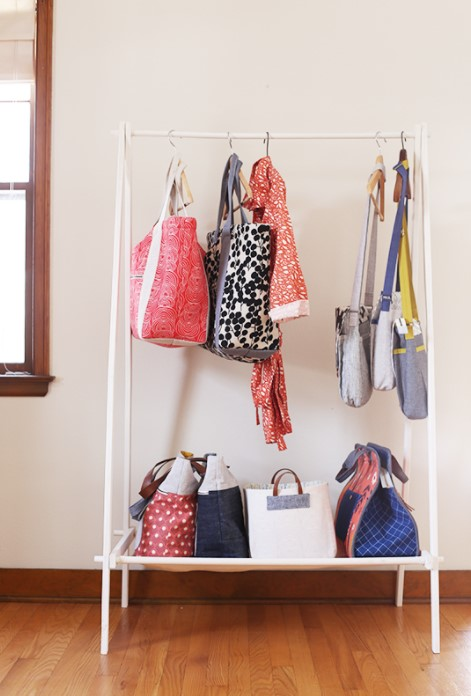 DIY Garment Rack