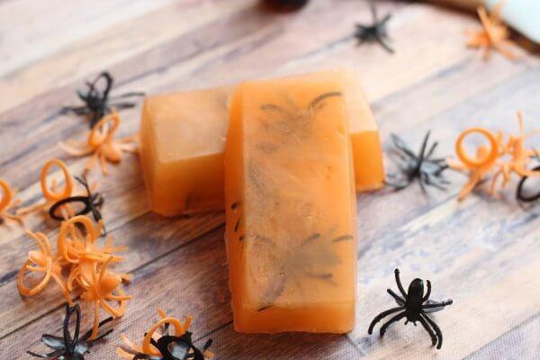DIY Halloween Soap for Kids