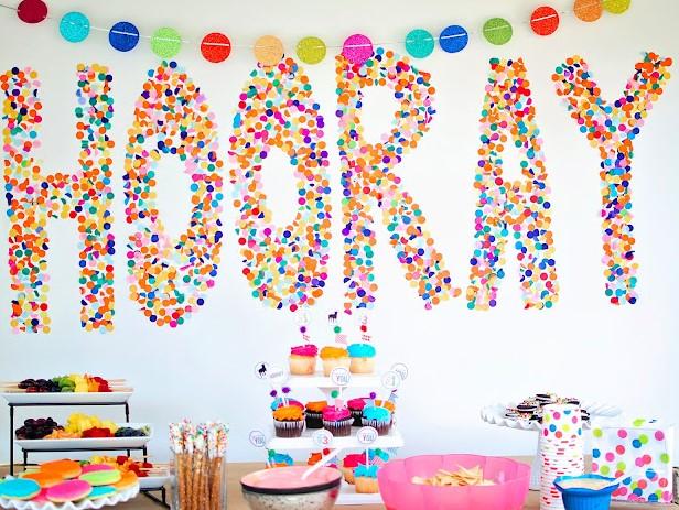 DIY Party Backdrop Tutorial