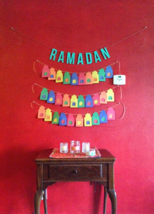 DIY Ramadan Decor