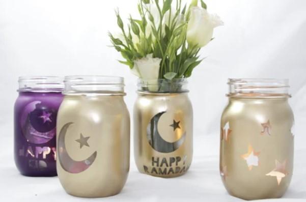 DIY Ramadan and Eid Jars