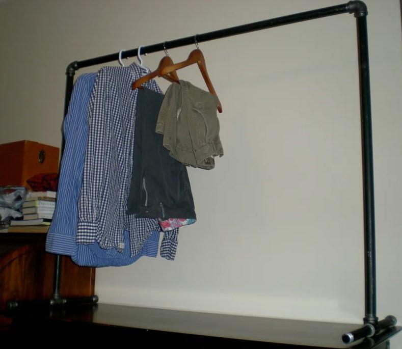 Free standing Clothing Rack