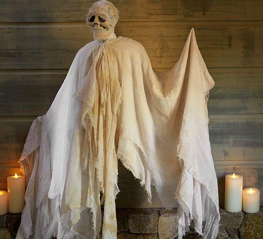 Hanging Mummy Ghost