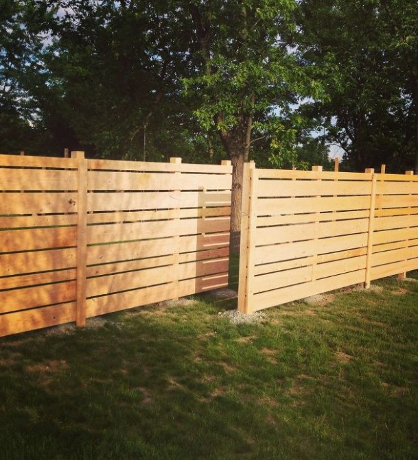 My Unique DIY Fence