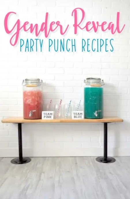 PINK AND BLUE PUNCH RECIPE