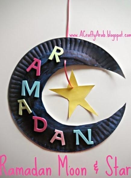 Ramadan Moon Star Tutorial