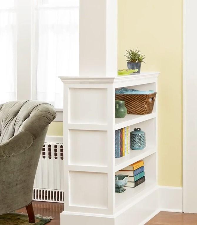 a DIY Room Divider