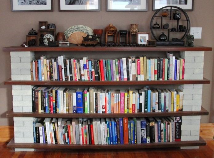 the Easiest Bookshelf