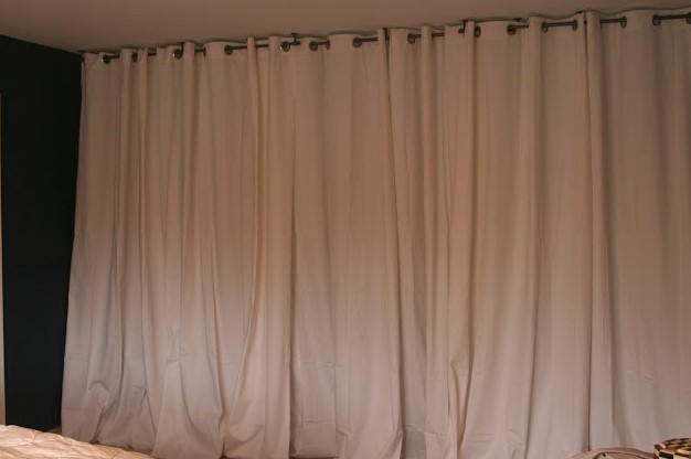 the story of a room divider