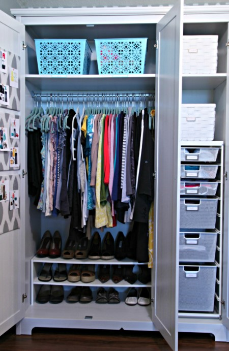 Conquering Clothing Clutter My Closet