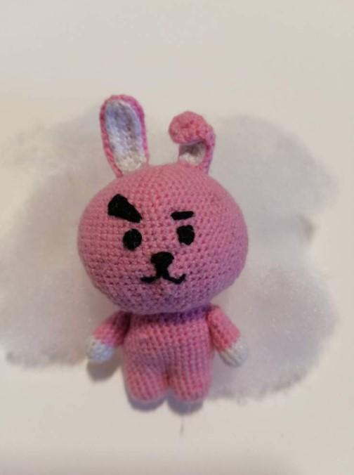 Cooky BT21 Crochet Pattern