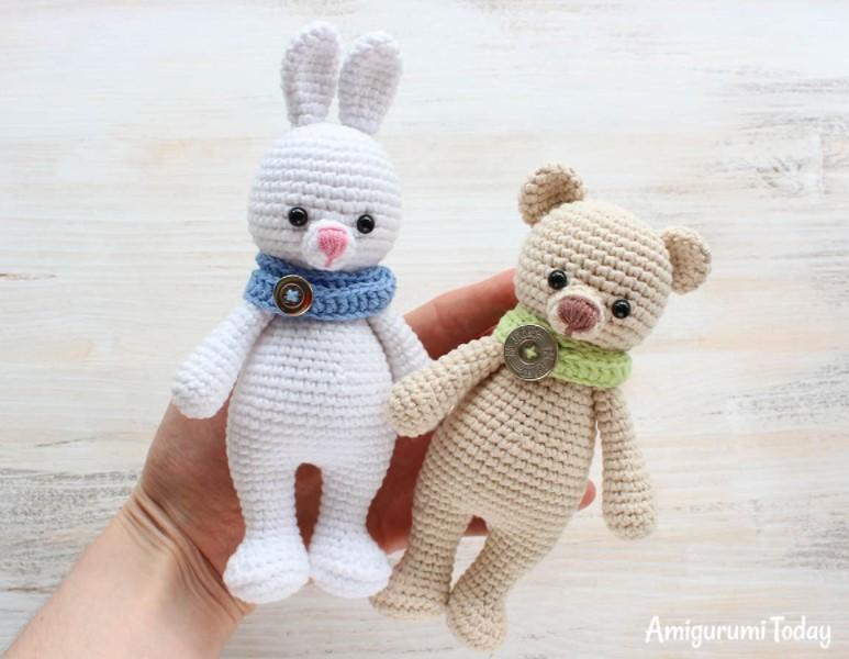 Cuddle Me Bunny
