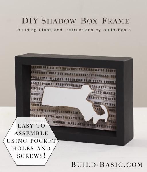 DIY Shadow Box build basic