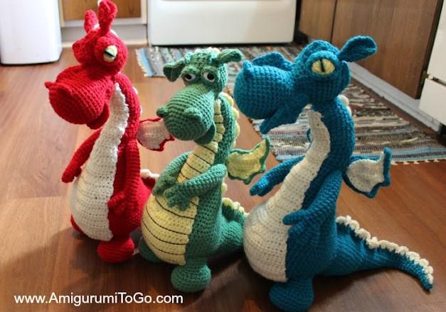 Dragons In My Kitchen