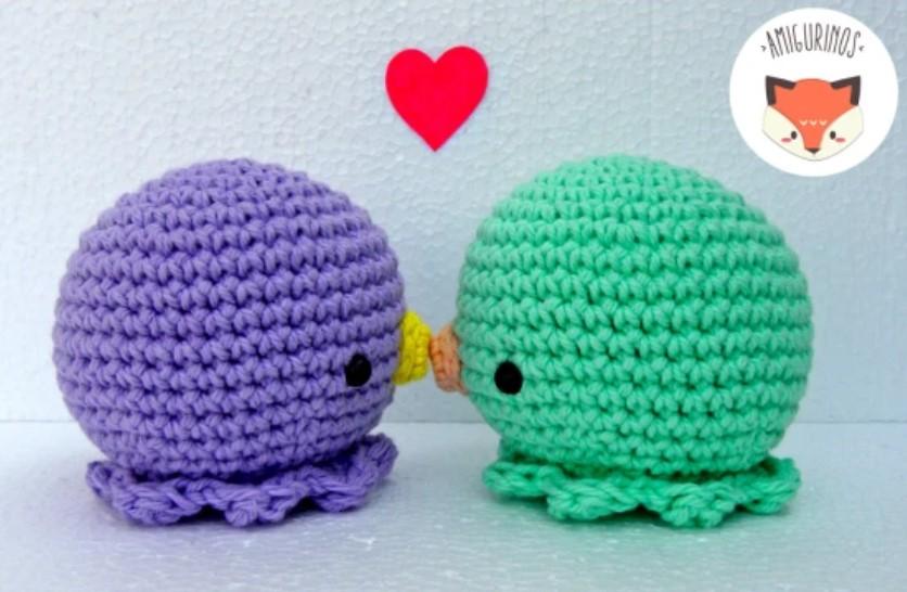 FREE AMIGURUMI PATTERN Little Octopus