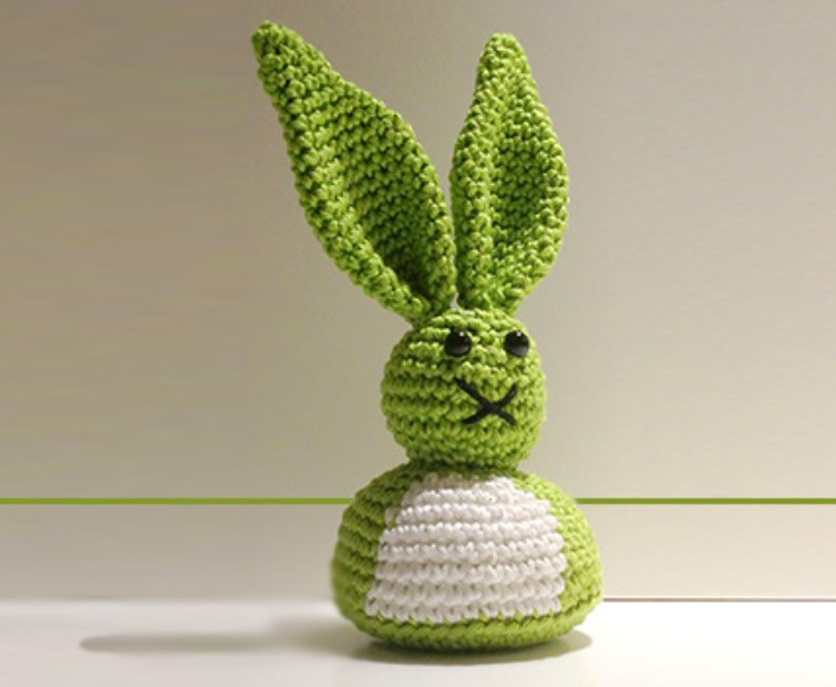 FREE PATTERN – BUNNY BUST