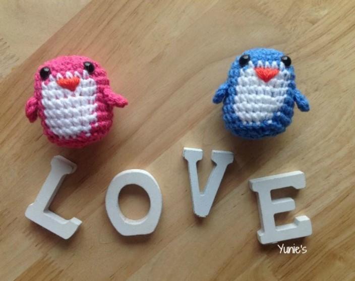 Free Crochet Pattern Penguin