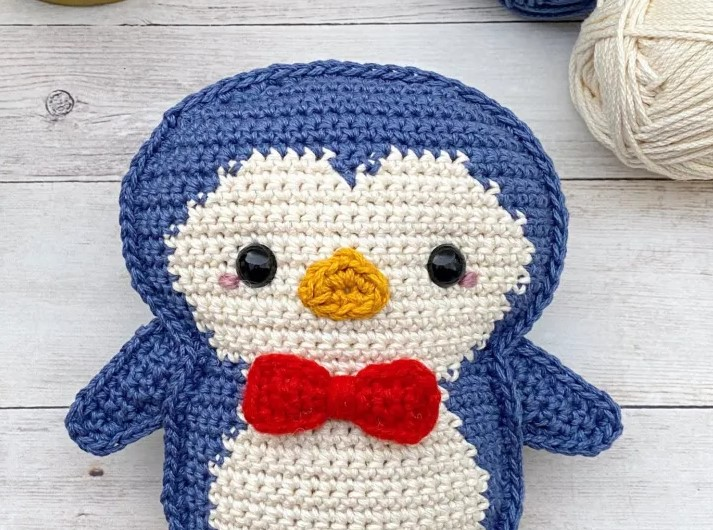 Penguin Amigurumi Free Crochet Pattern