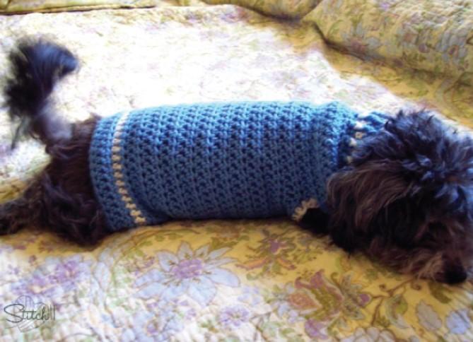 Size Small Dog Sweater