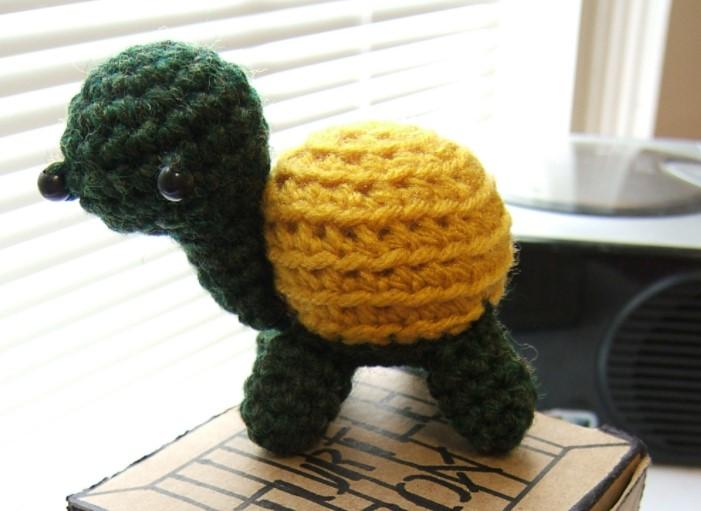 Speedy the Turtle pattern