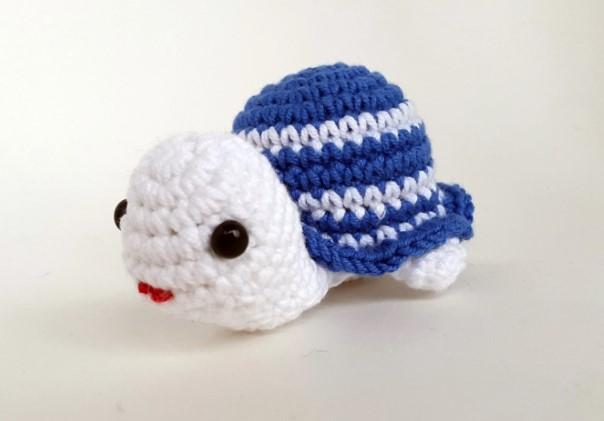 Turtle Amigurumi — Free crochet pattern