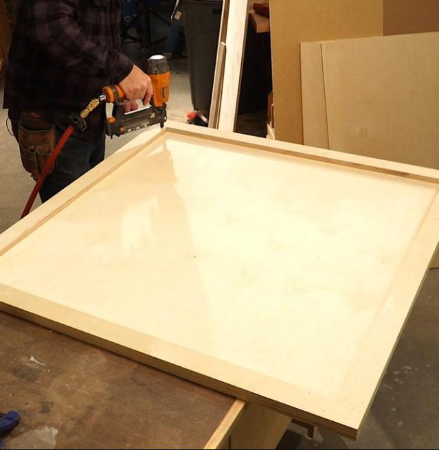 an Easy DIY Folding Table