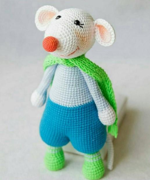 Amigurumi Cute Mouse