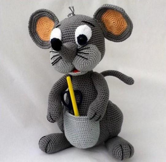 Amigurumi Mouse Lola