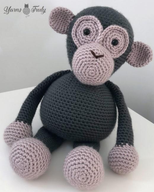 Crochet Monkey