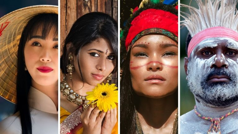 Diversity Cultures of The World