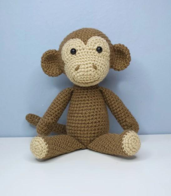 Little Monkey Pattern