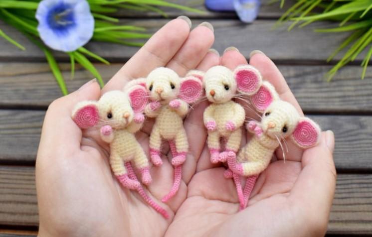 Mouse free pattern