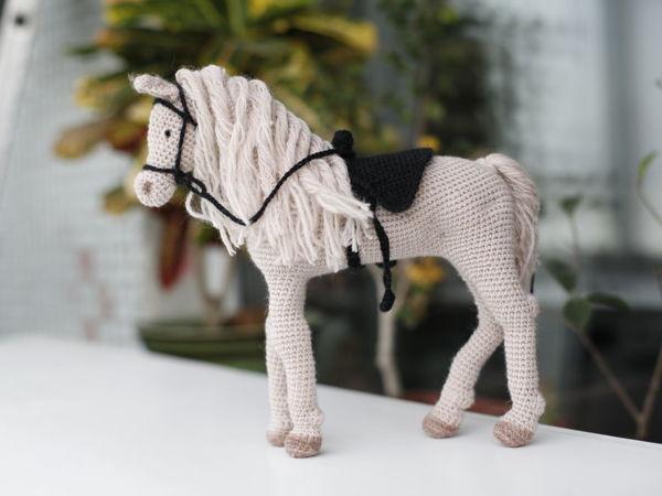 Realistic Amigurumi Horse Pattern
