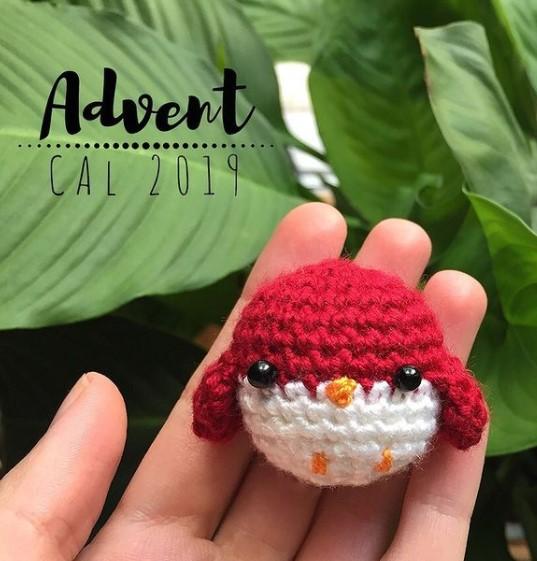 The Little Bird Free Crochet pattern