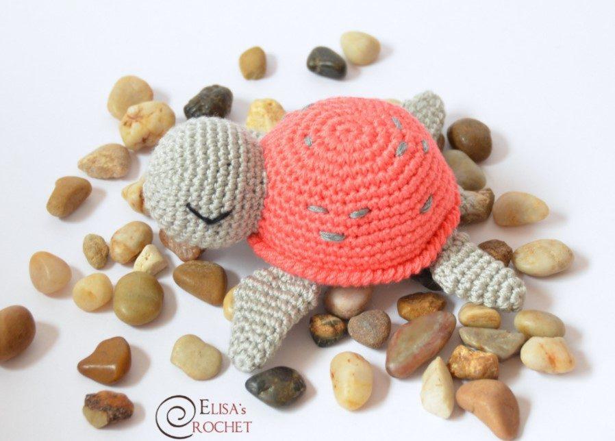 Turtle Amigurumi from Elisas Crochet