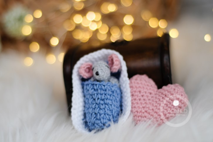 adorable baby mouse crochet